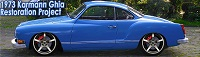 1973 Karmann Ghia Restoration Project's Avatar